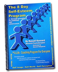 purchase the 8 day self-esteem program online
